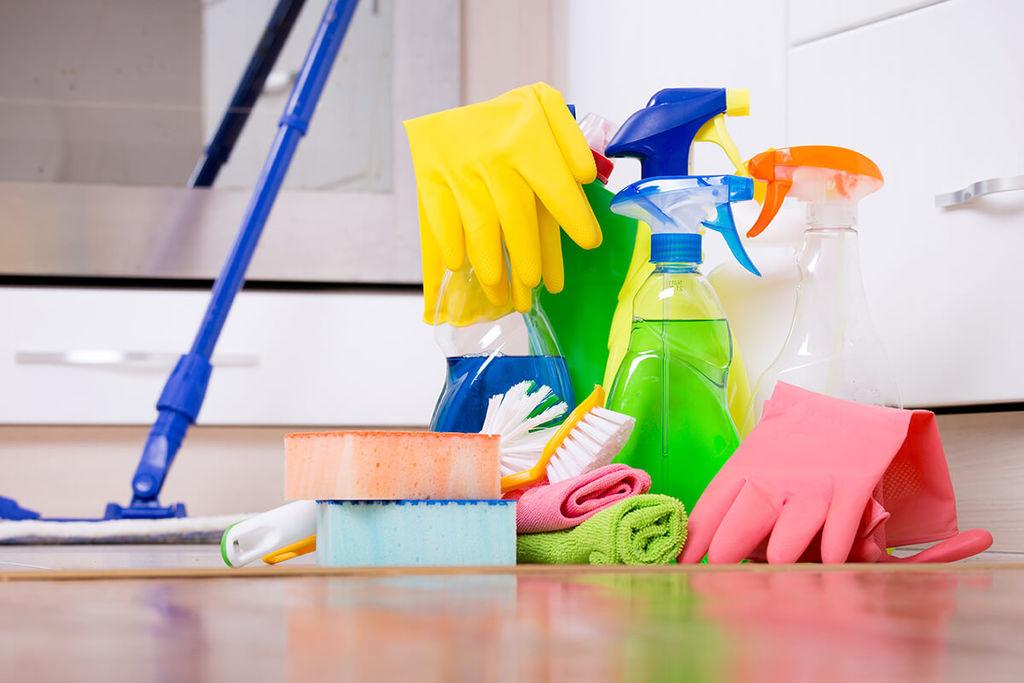Поддерживающая уборка — правила и порядок проведения